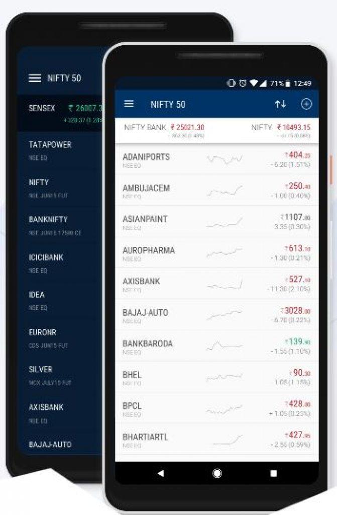 Upstox-Mobile-App